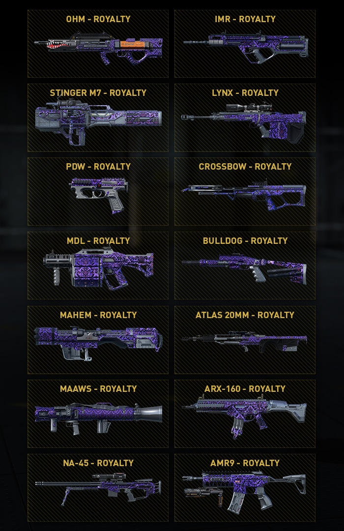 Bonuses and new elite weapons coming to advanced warfare soon mp1st