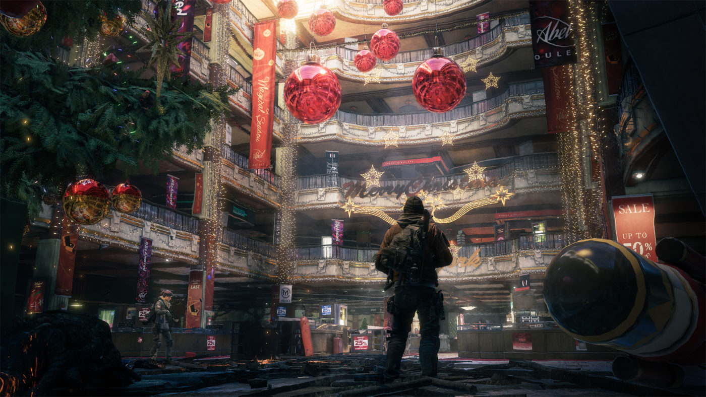 the division graphics downgrade