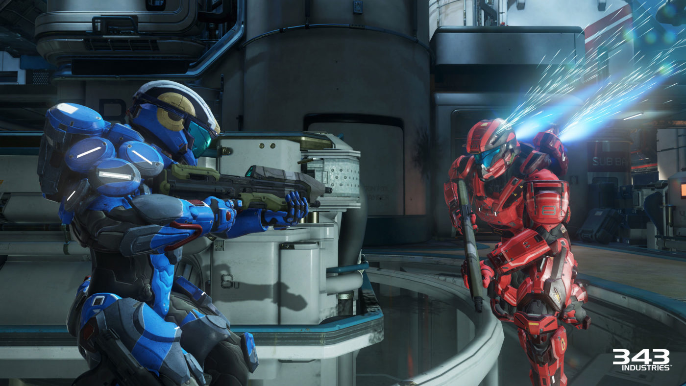 Halo 5: Guardians Multiplayer Might Just Be The Series' Best