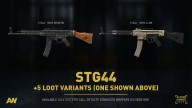 COD New Weapons STG44