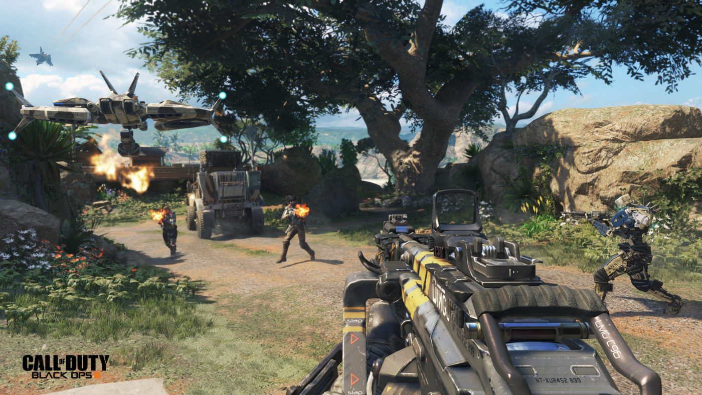 Call of Duty: Black Ops 3 PC Features Include 100% Ranked