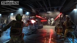EA & DICE Reveal Star Wars Battlefront's New Team Deathmatch Mode, Blast
