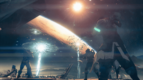 Bungie Explores The Taken King's Dreadnaught, New Explorable Area In Upcoming Destiny DLC