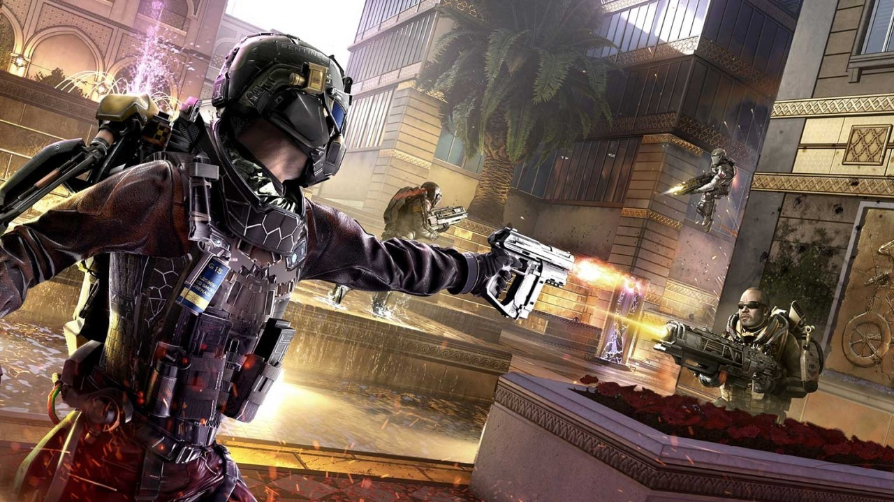 Call Of Duty Multiplayer This Decade