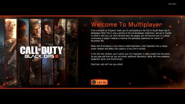Call of Duty. Black Ops 3 Screen Shot 2015-08-17, 2.57 PM