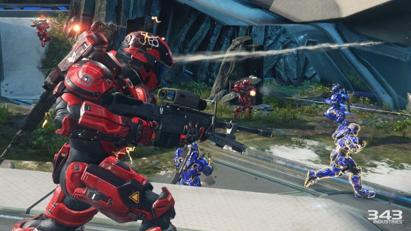 , Halo 5: Guardians Multiplayer Might Just Be The Series' Best – Review, MP1st, MP1st