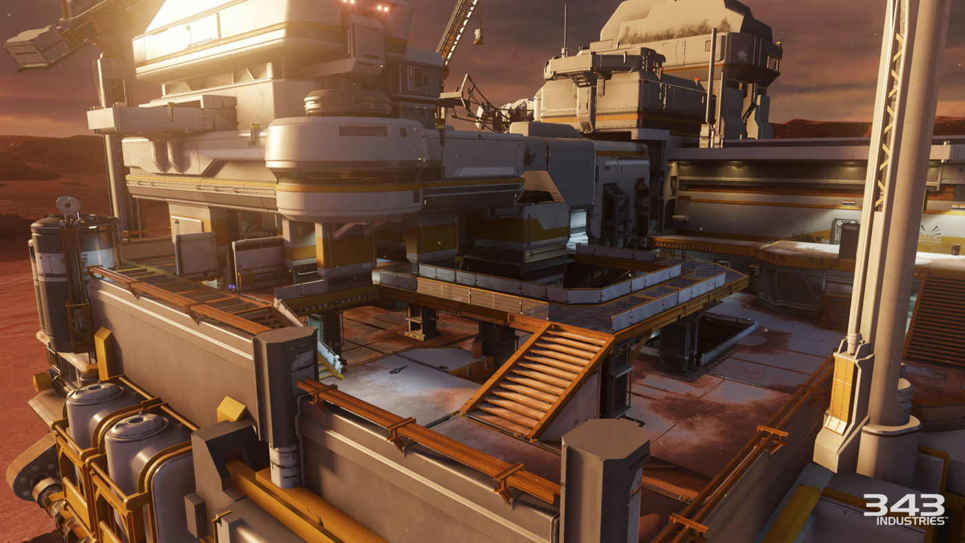 New Halo 5: Guardians eSports Features Highlighted In