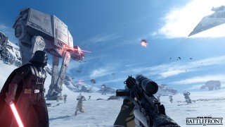 Get In On The Star Wars Battlefront Beta Early October