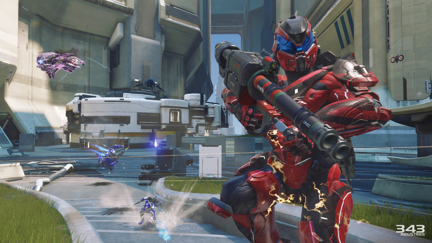 Halo 5: Guardians - Forge & The Cartographer's Gift Update Now ...