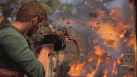 Naughty Dog Shows Off Uncharted 4: A Thief's End Multiplayer Beta Gameplay