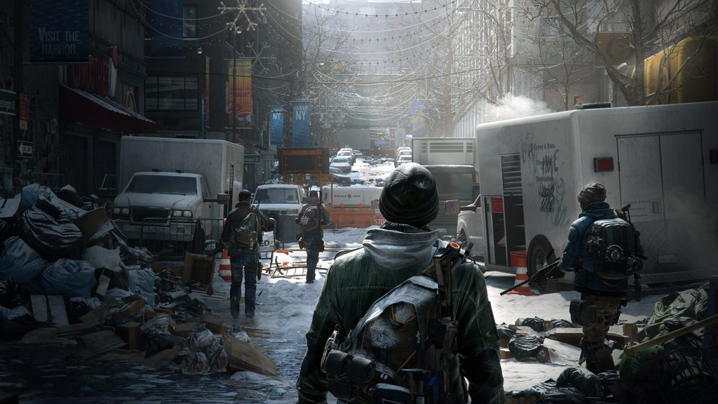 Tom Clancy's The Division surpasses 20 million total players