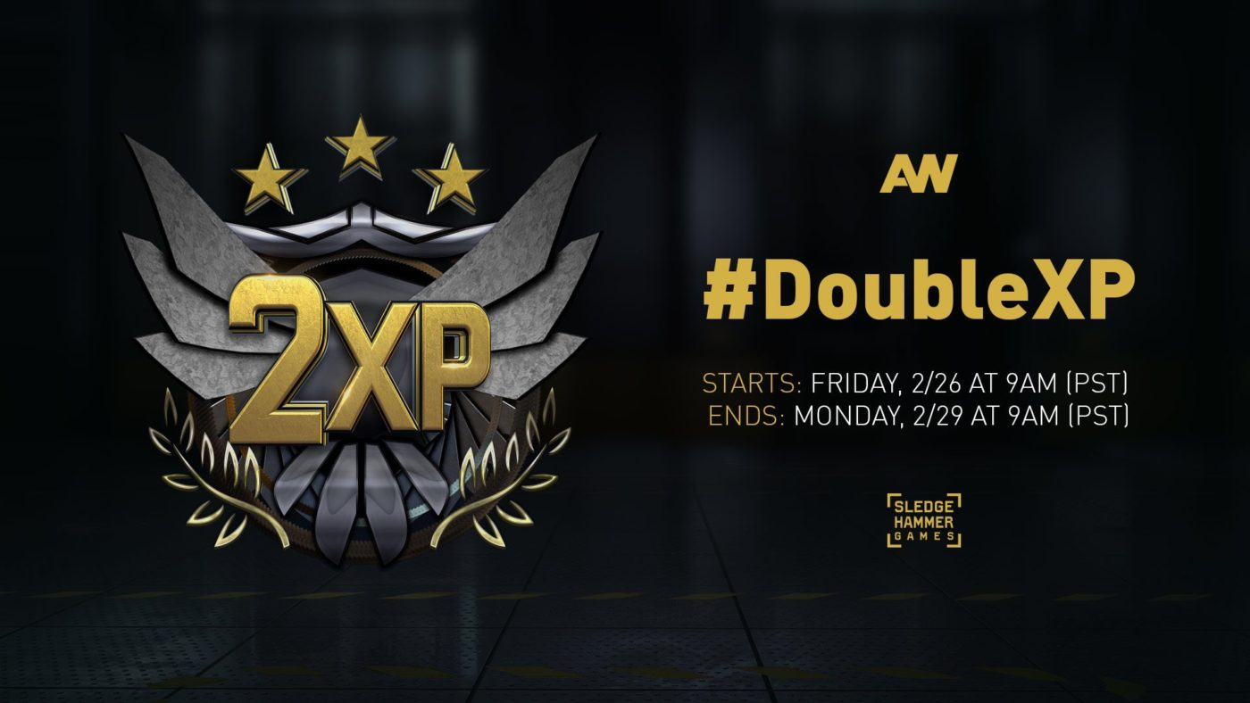 , Call of Duty: Black Ops 3 & Call of Duty: Advanced Warfare Get Double XP Weekends – Starts Today, MP1st, MP1st