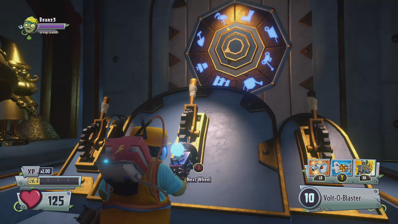 plants vs zombies garden warfare 39 s final gnome puzzle solved nets big rewards easter egg