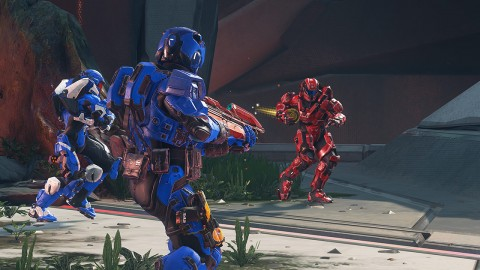 Halo 5: Guardians Getting New Ball Game Modes, Griffball Returns This Month
