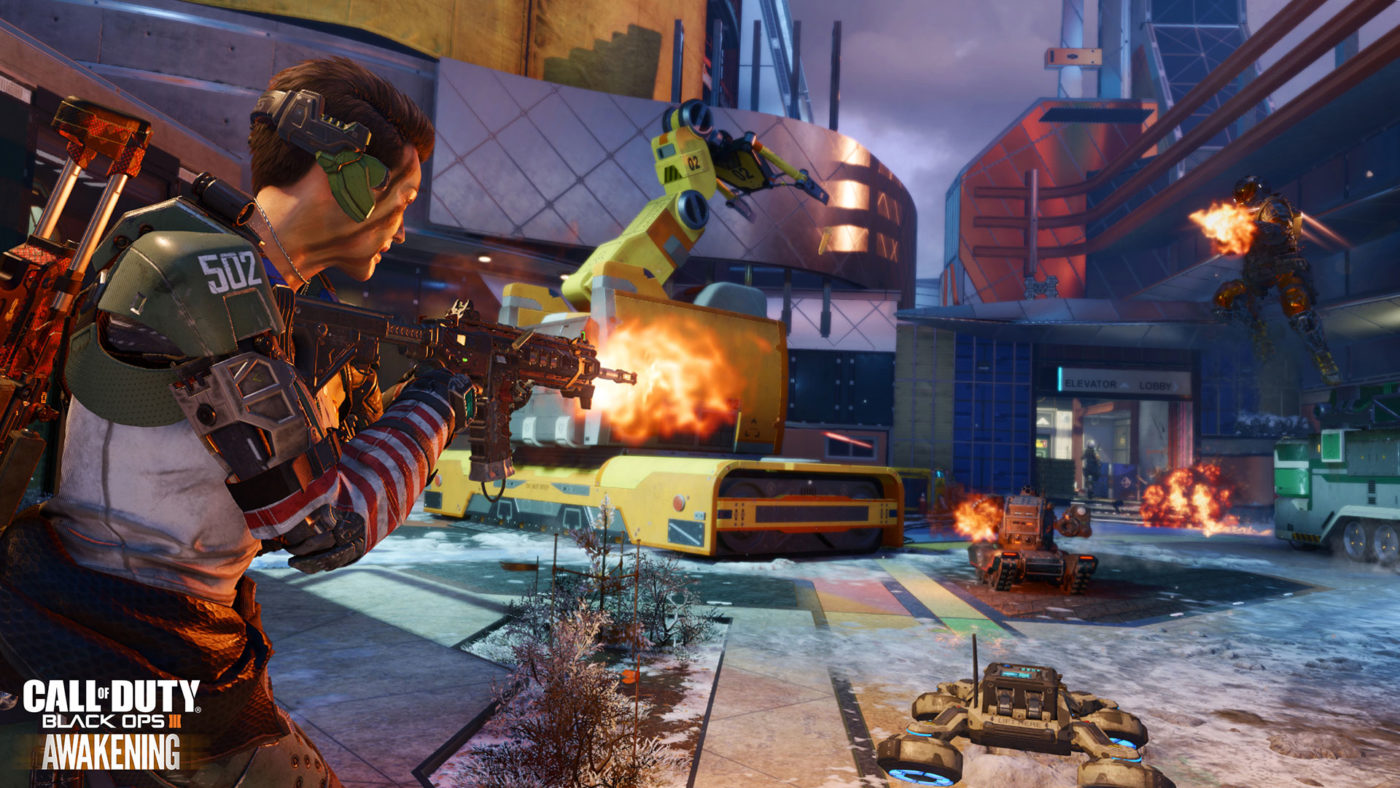 Call of Duty: Black Ops 3's First DLC Launch Now Available