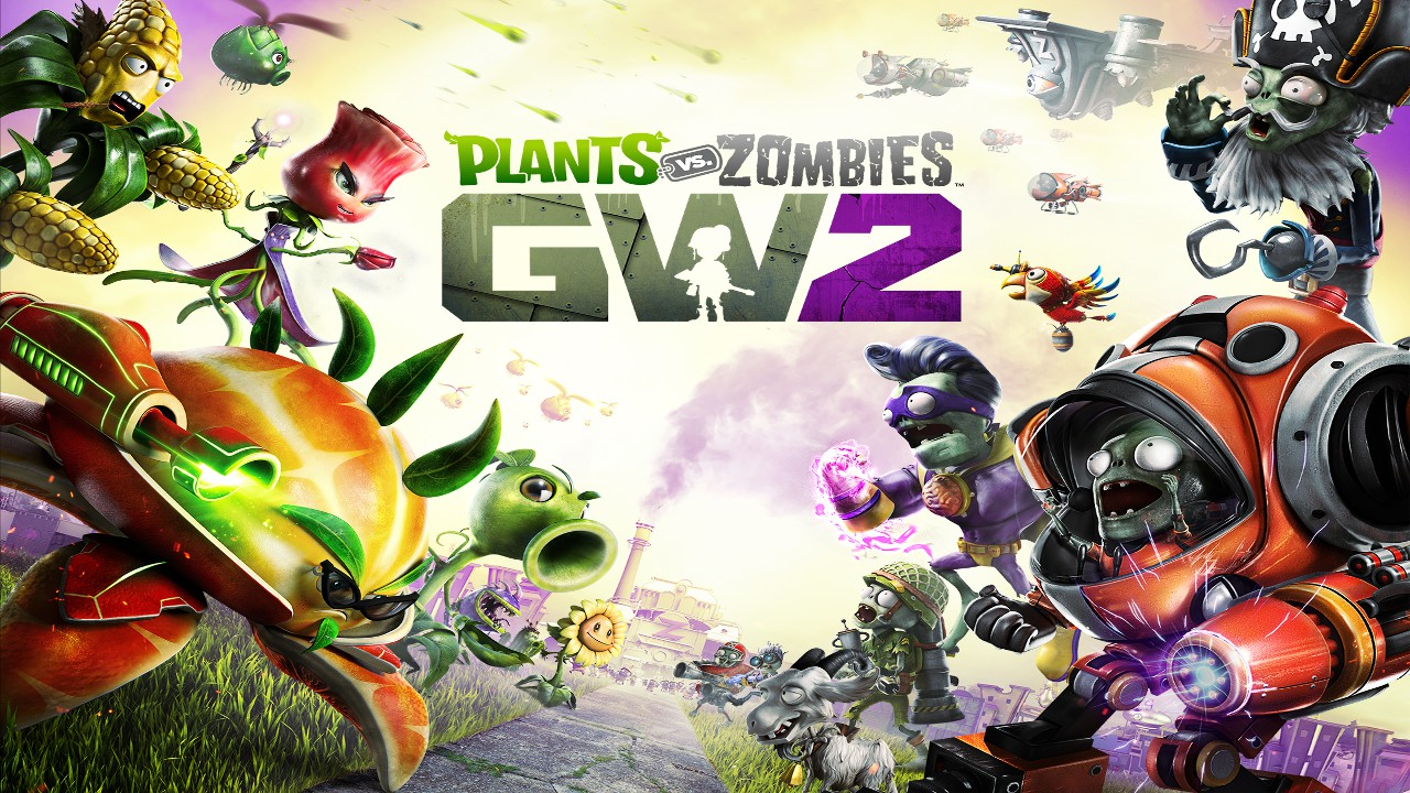 Plants Vs Zombies Garden Warfare 2 Multiplayer Review Mp1st