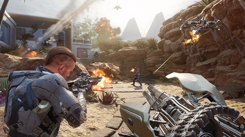 Why You Should Be Playing 2016's Shooters in 2017