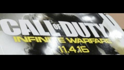 Call of Duty: Infinite Warfare Poster Reveals Release Date & 'Modern Warfare Remastered' Add-On