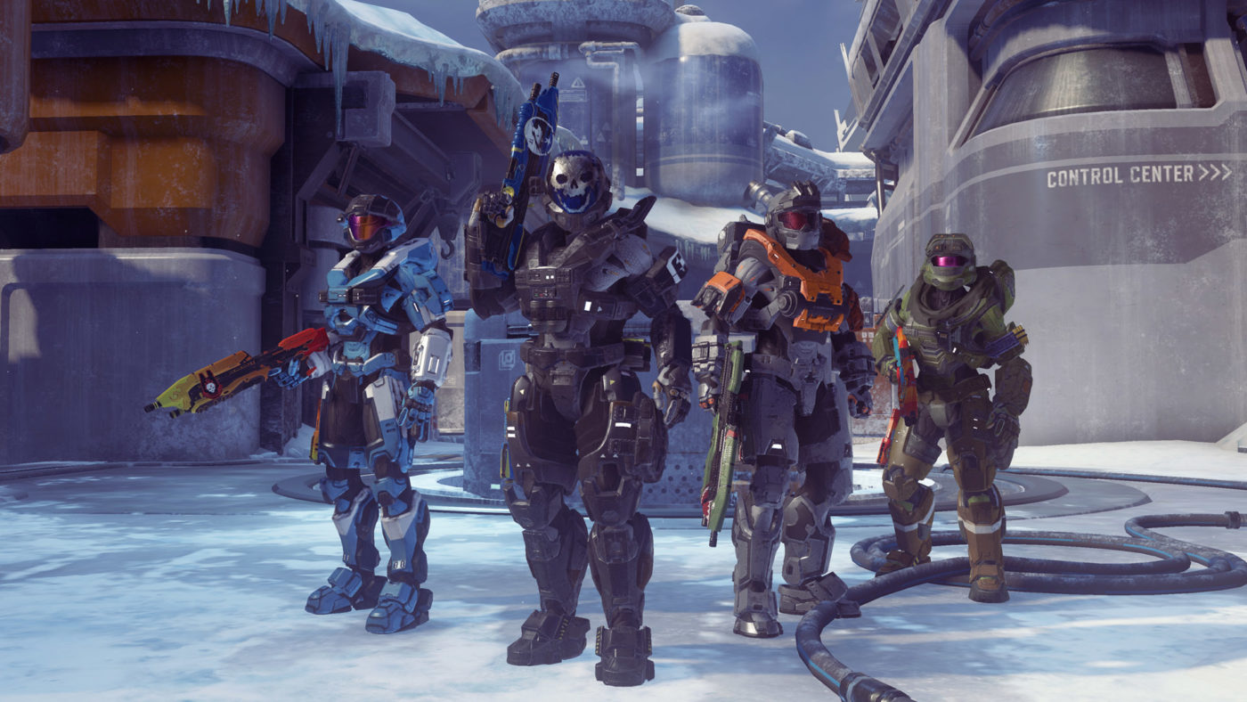 Halo 5 Guardians Memories of Reach Update Now Live, Requires 4 2 GB