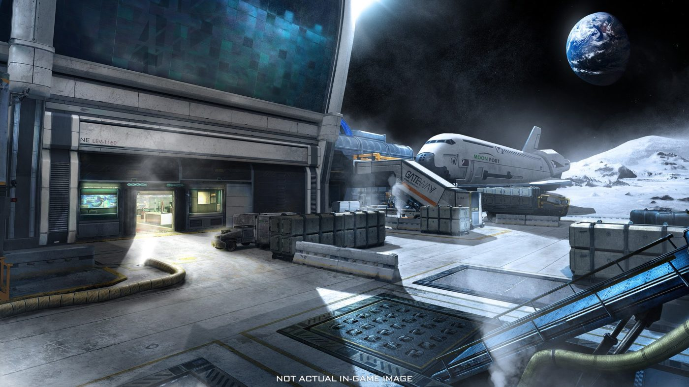 """, New """"Black Sky"""" Footage From Call of Duty: Infinite Warfare Campaign, Terminal Bonus Map Announced, MP1st, MP1st"""