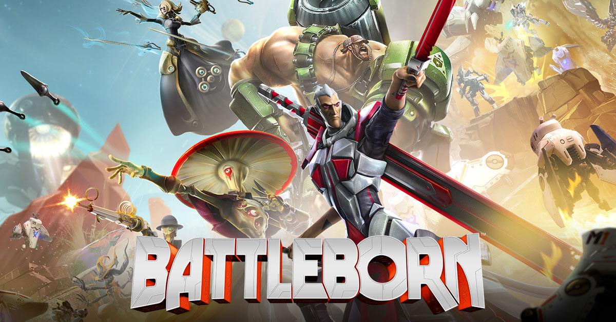 battleborn servers