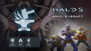 Halo 5: Guardians 'Anvil's Legacy' DLC Announded – Brings New Maps, Content Browser, & More