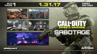 call of duty inifinte warfare sabotage