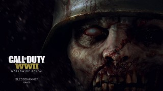 Call of Duty: WWII Zombie Teaser Website Now Live, Helmet Code Unlocks Three Mysterious Images