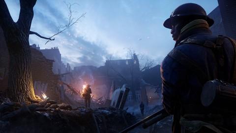 """Battlefield 1 – DICE Announces Third Standalone Map """"Prise de Tahure"""""""