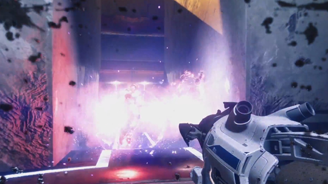 Destiny 2 multiplayer, Destiny 2 Multiplayer Trailer Is Frenetic, New Map & Possible Exotic Launcher Showcased, MP1st, MP1st