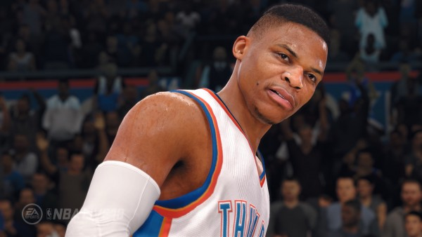 NBA Live 18 Demo Impressions - It's in the Game