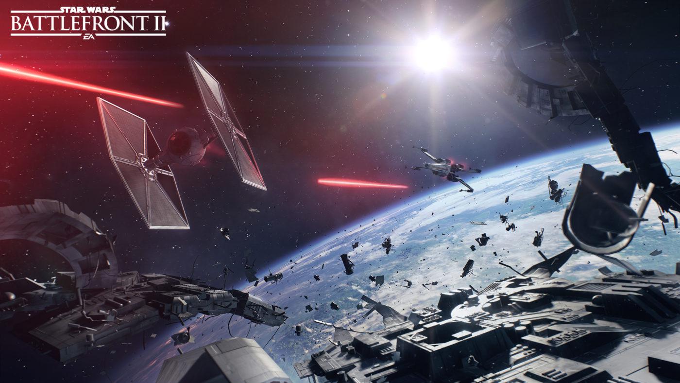 star wars battlefront 2 level 6
