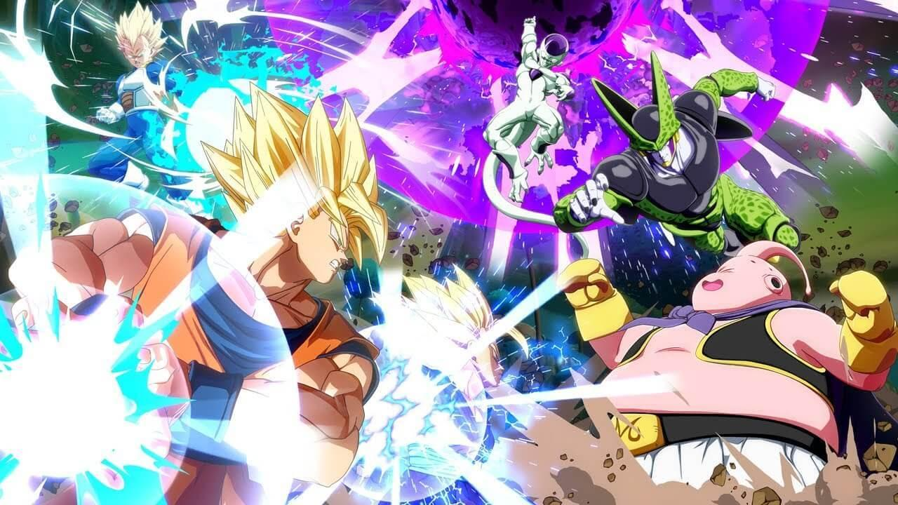 Dragon Ball FighterZ Upcoming Update