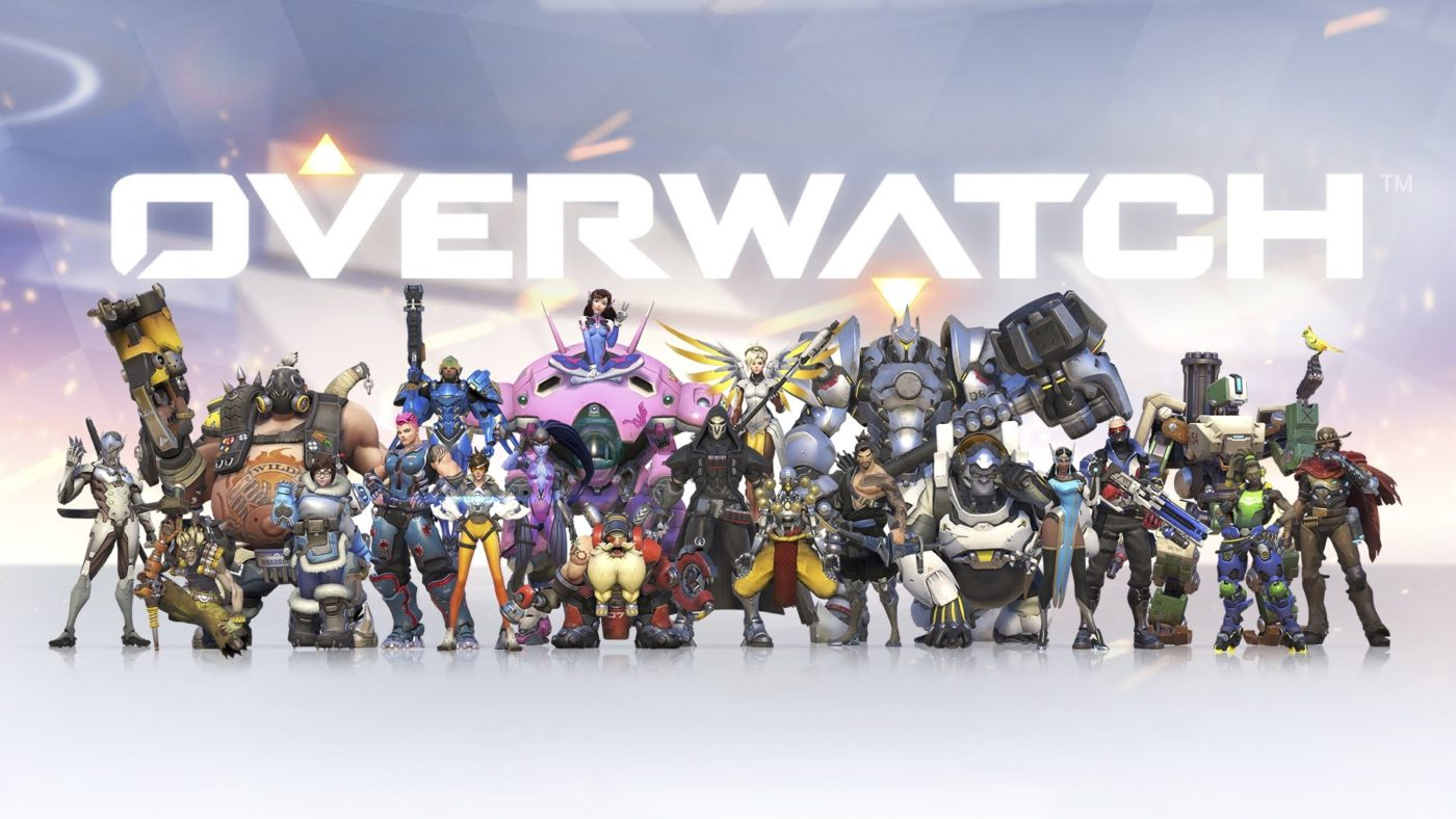 Overwatch is free for the next few days
