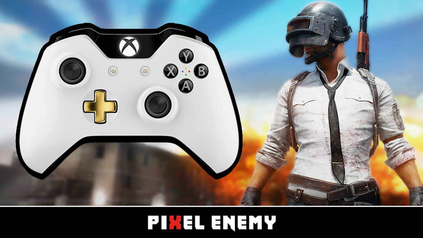 Pubg Xbox One: Playing PUBG Xbox One Controller Is As Nightmarish As It