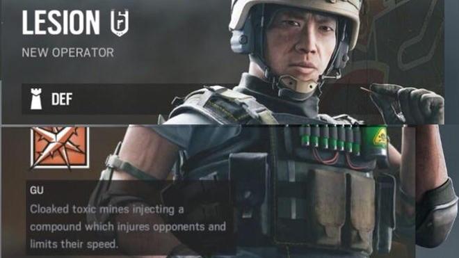 rainbow six siege new operators, Rainbow Six Siege Operation Blood Orchid DLC Leak, New Operators & Abilities Revealed, MP1st, MP1st