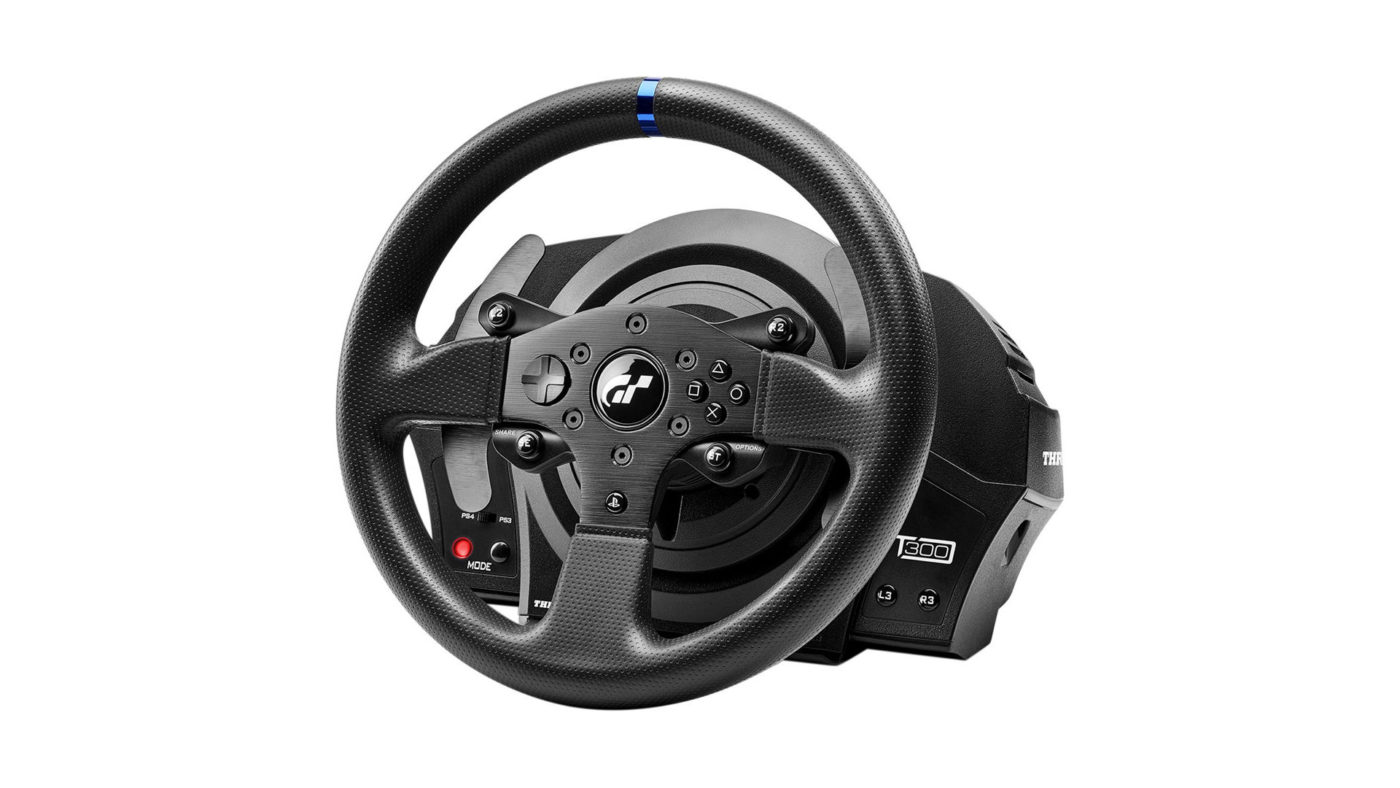 Thrustmaster T300 RS GT Edition Racing Wheel Review - Thrust and Go