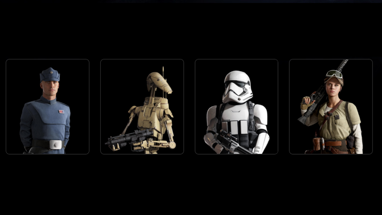 Star Wars Battlefront II Classes Video Overview Heres Whats Available For Each Class In The Beta