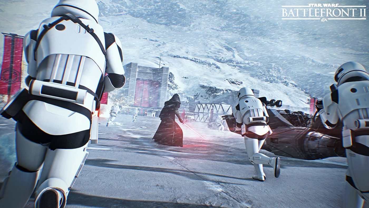 Star Wars Battlefront II Complete Map List For Multiplayer And Single Player Revealed