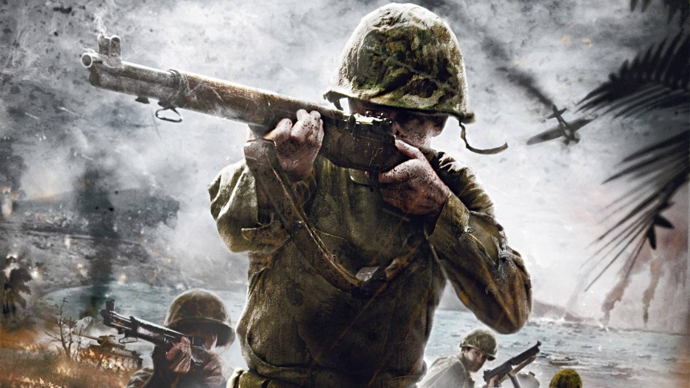 cod ww2 beta update 1.03 rolling out across xbox one and ps4