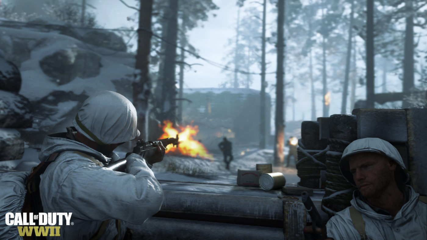 Activision may stick with WW2 era for future Call of Duty games