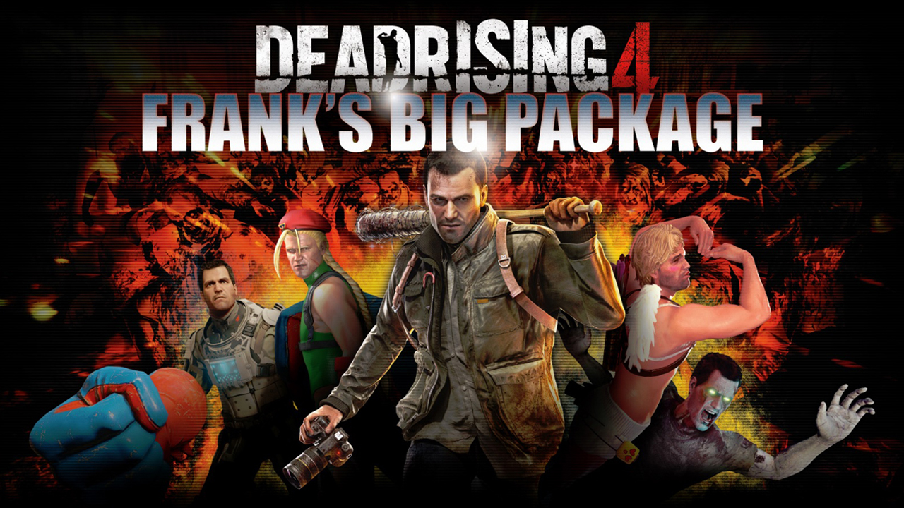 Dead Rising 4 Coming To PS4 With New Game Mode