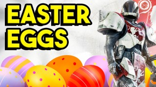 Top 5 Destiny 2 Easter Eggs, Social Space Highlights