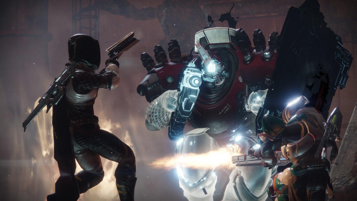 Destiny 2 Player Count Drops More Than 2 Million Since Launch