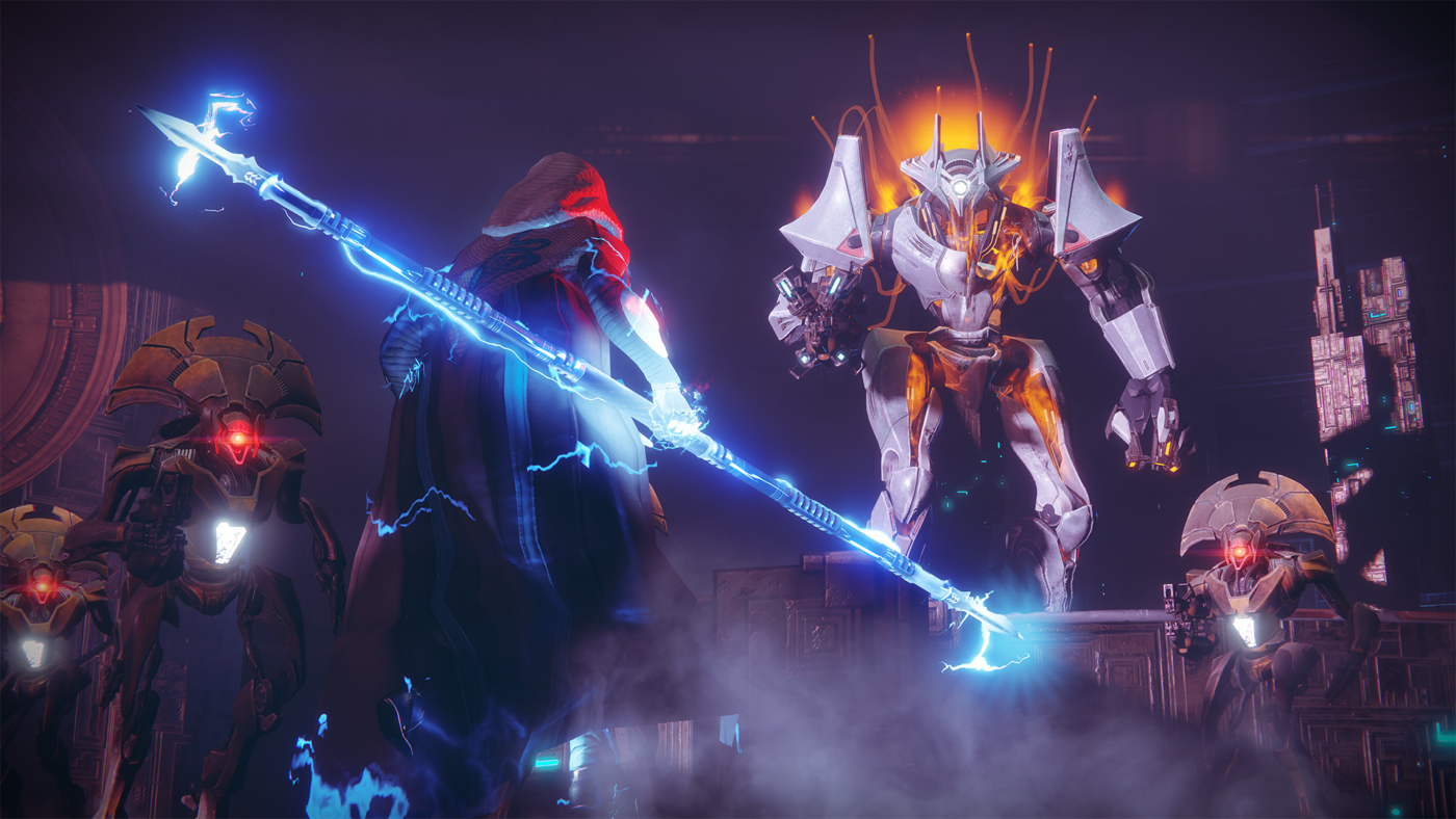 Report Destiny 2 Level Cap Revealed How To Hit Max Power Explained