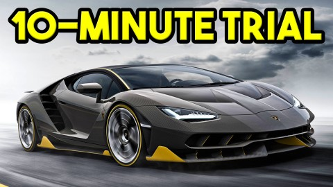 Forza Motorsport 7 10-Minute Trial Video Explores The Demo