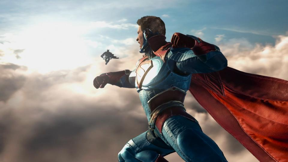 Injustice 2 Comes To PCs On November 14, 2017