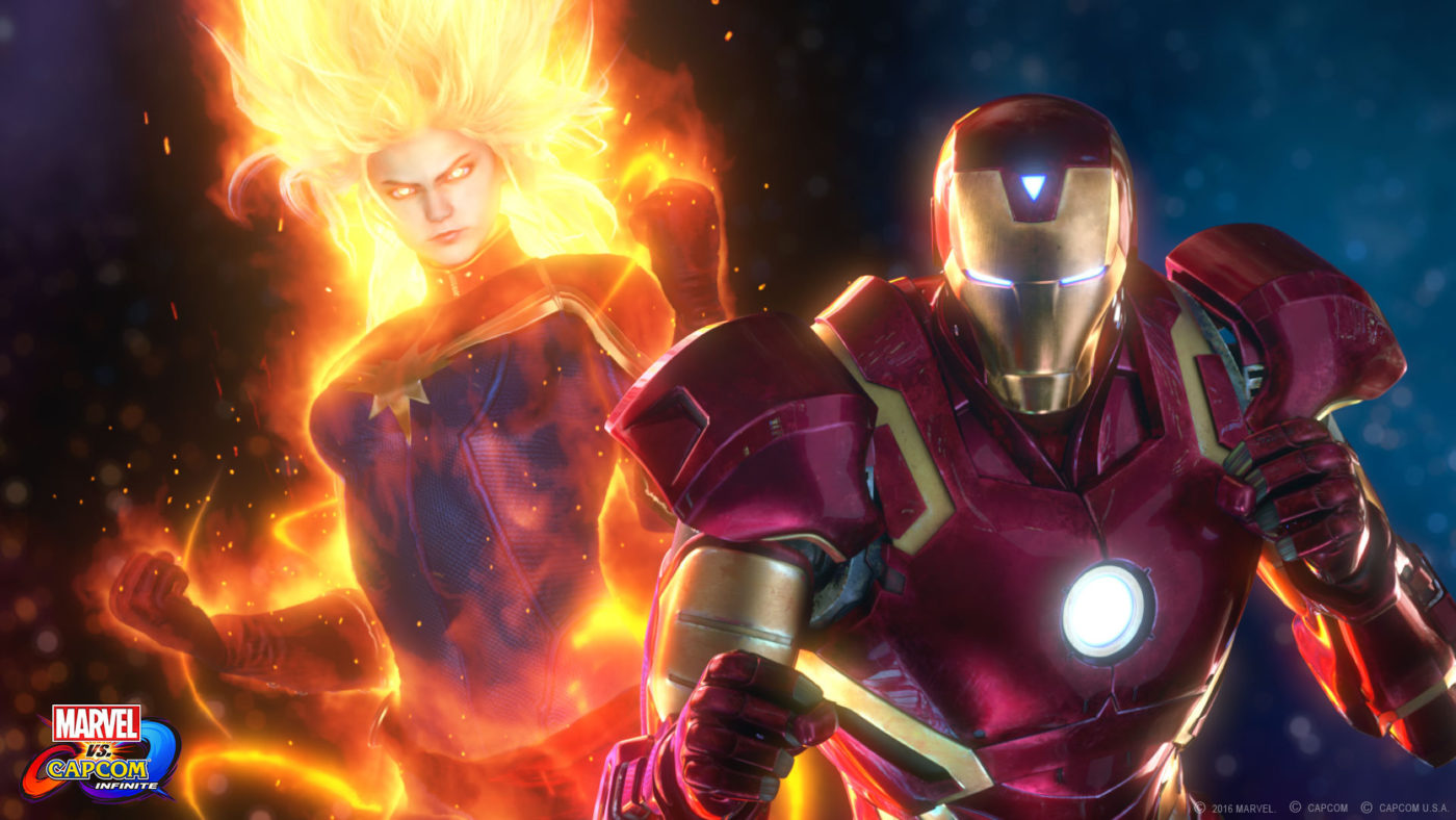 Marvel vs. Capcom Infinite: Full Roster List Including DLC
