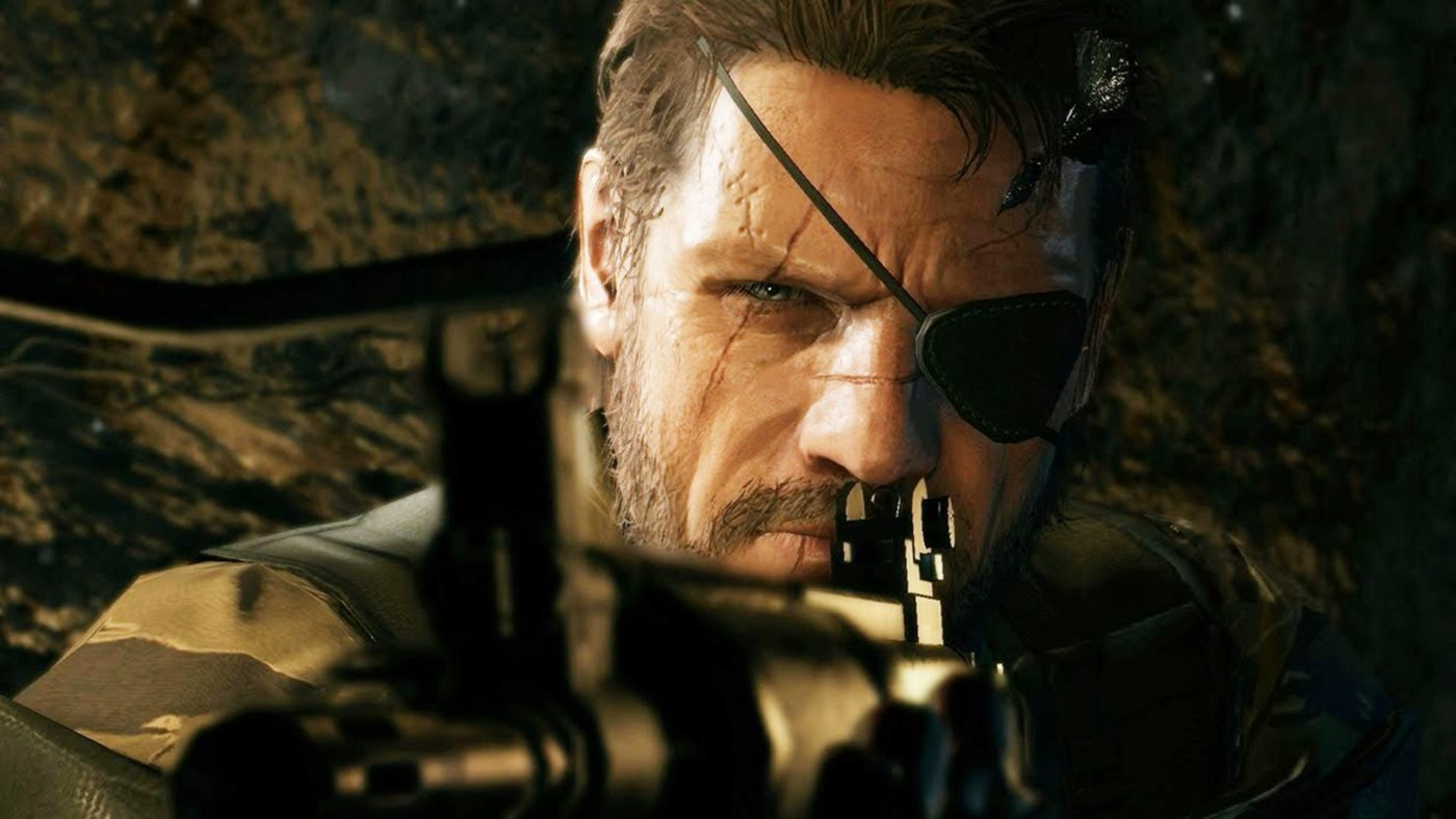 PS Plus October games include Metal Gear Solid V and Amnesia: Collection