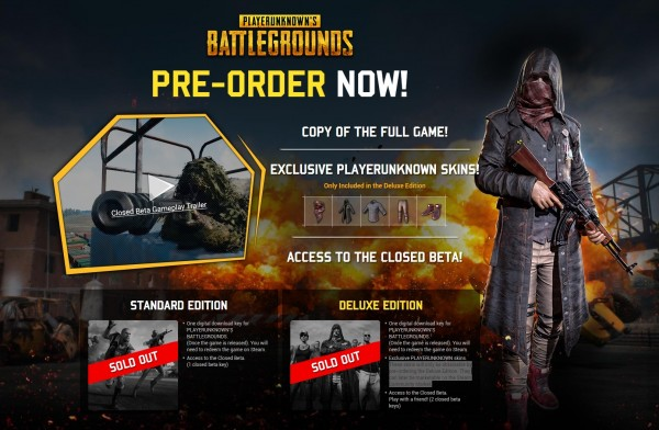 how to get playerunknown set